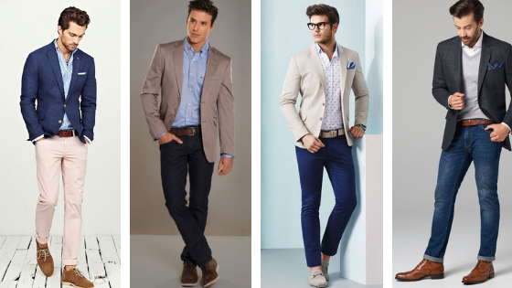 3116369e06 Como se vestir bem em qualquer ocasião  Homens prontos para tudo